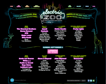 2010-09-0X - Electric Zoo, Randall's Island Park.png