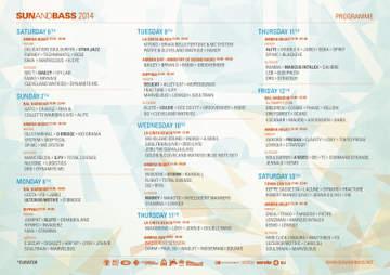 2014-09 - Sun And Bass, San Teodoro, Italy Lineup.jpg