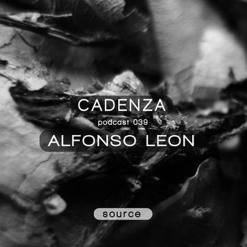2012-11-21 - Alfonso León - Cadenza Podcast 039 - Source.jpg