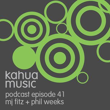 2013-07 - MJ Fitz, Phil Weeks - Kahua Podcast 41.jpg