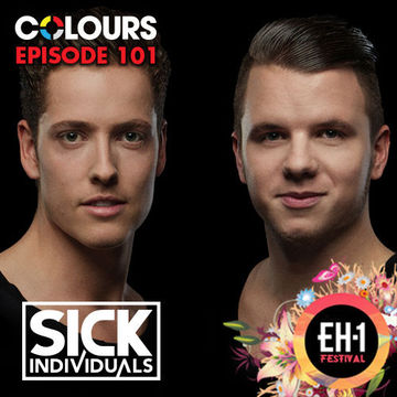 2014-08-22 - Sick Individuals - Colours Radio Podcast 101.jpg