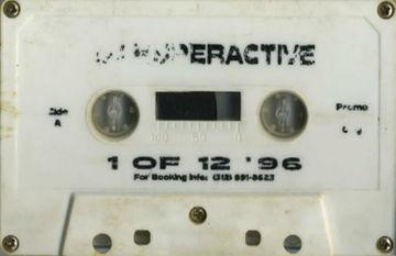 1996 - DJ Hyperactive - 1 Of 12 (Promo Mix).jpg