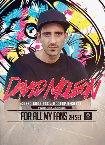 2014-05-26 - David Moleon - For All My Fans (Promo Mix).jpg