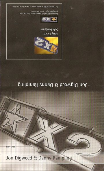 1998 - John Digweed - Danny Rampling - Stars X2.jpg