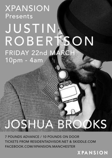 2013-03-22 - Justin Robertson @ Xpansion Presents Justin Robertson, Joshua Brooks.jpg