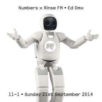 2014-09-21 - Ed DMX - Numbers, Rinse FM.jpg