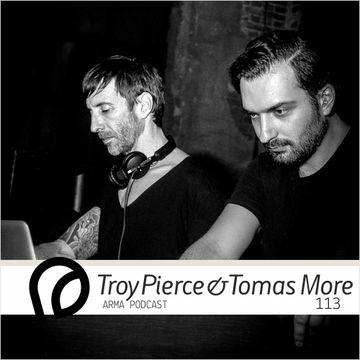 2014-01-30 - Troy Pierce, Tomas More - Arma Podcast 113.jpg
