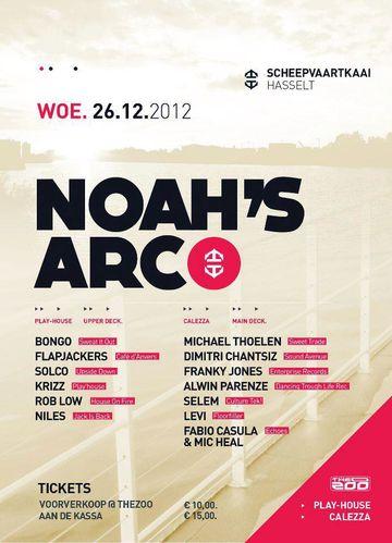 2012-12-26 - Noah's Arc, Hasselt Albert Kanaal.jpg