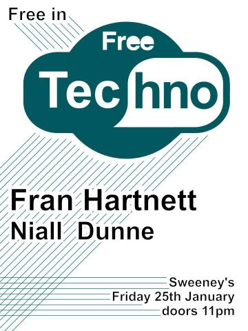 2013-01-25 - Free Techno, The Sweeney Mongrel.jpg