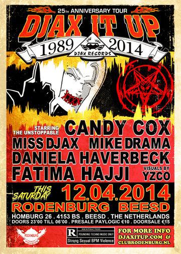 2014-04-12 - 25 Years Tour Djax It Up, Club Rodenburg.jpg