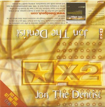 2000 - Jon The Dentist - Stars X2.jpg