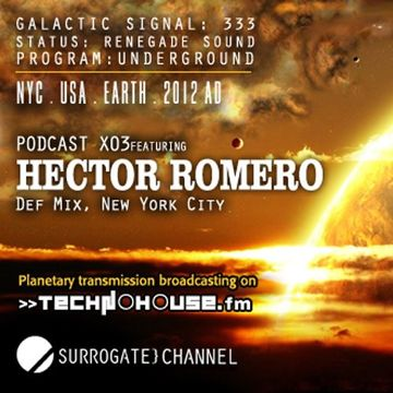 2012-07-01 - Hector Romero - Surrogate Channel X03 Podcast.jpg