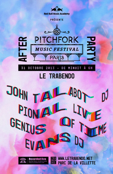 2013-10-31 - Pitchfork Music Festival Afterparty, Le Trabendo.jpg
