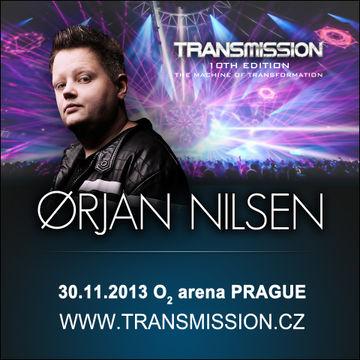 2013-11-30 - Ørjan Nilsen @ Transmission - The Machine Of Transformation, O2 Arena.jpg