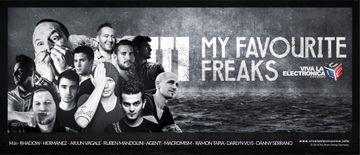 2014 - My Favourite Freaks Special, Viva La Electronica.jpg