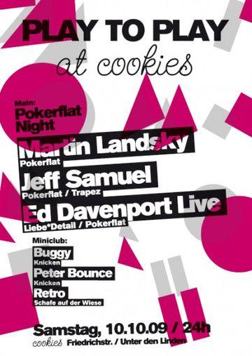 2009-10-10 - Play To Play, Cookies.jpg