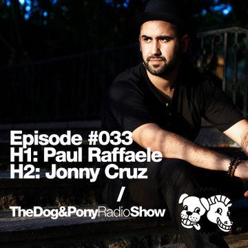 2011-10-26 - Paul Raffaele, Jonny Cruz - The Dog & Pony Show 033.jpg