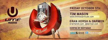 2012-10-05 - Tim Mason, Eran Hersh & Darmon - UMF Radio -1.jpg
