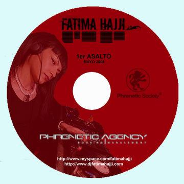 2008-05 - Fatima Hajji - Kombat Mode Trilogy - 1er Asalto.jpg