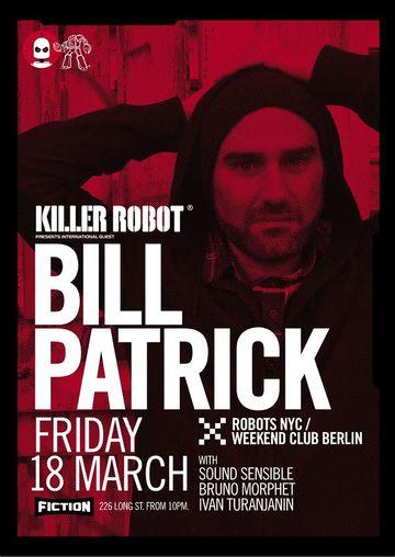2011-03-18 - Bill Patrick @ Killer Robot, Fiction.jpg