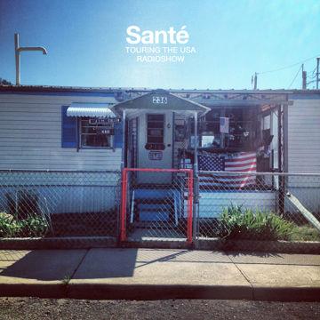 2012 - Santé - Touring The USA Radioshow.jpg