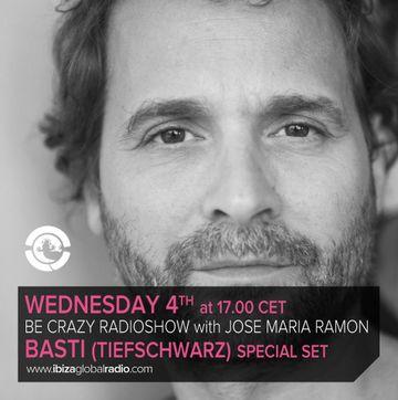 2013-09-04 - Basti @ Be Crazy Ibiza Radio Show, Ibiza Global Radio.jpg