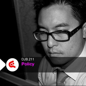 2012-07-03 - Policy - DJBroadcast Podcast 211.jpg