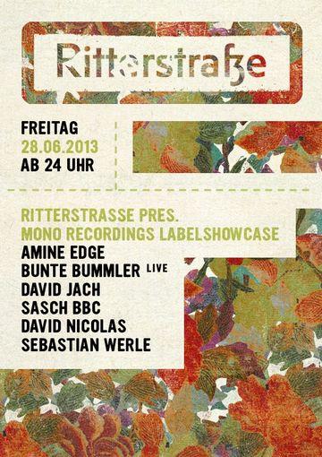 2013-06-28 - Ritterstrasse Pres. Mono Recordings Labelshowcase, Ritter Butzke -2.jpg