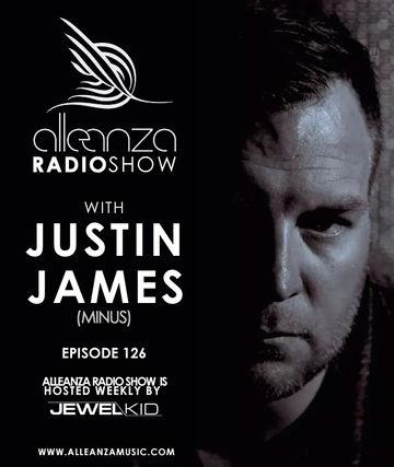 2014-05-23 - Justin James - Alleanza Radio Show 126.jpg