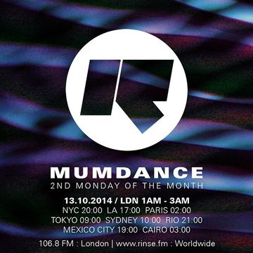 2014-10-13 - Mumdance - Rinse FM.jpg