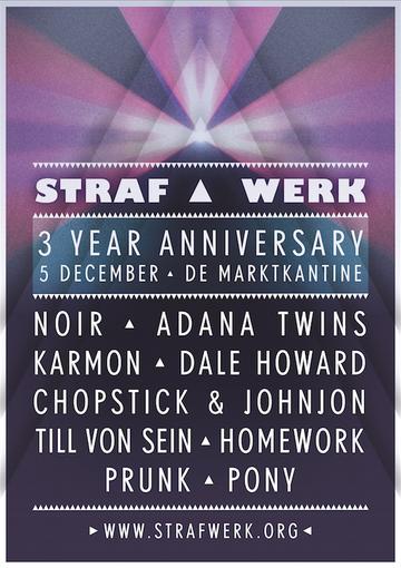 2014-12-05 - 3 Years Straf Werk, De Marktkantine.png
