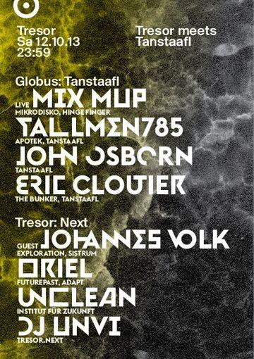 2013-10-12 - Tresor Meets Tanstaafl, Tresor.jpg