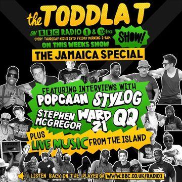2014-01-31 - Toddla T, VA (Tuff Gong Studios) - Steel City, BBC Radio 1.jpg