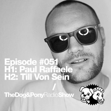 2012-02-28 - Paul Raffaele, Till von Sein - Dog&Pony Radio Show 51.jpg