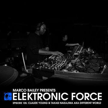 2012-12-13 - Different World - Elektronic Force Podcast 105.jpg