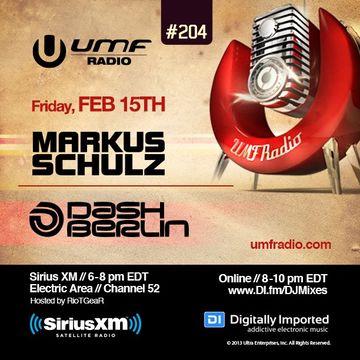 2013-02-15 - Dash Berlin, Markus Schulz - UMF Radio -2.jpg