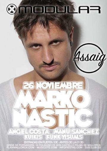 2011-11-26 - Marko Nastic @ Modular, Sala Assaig.jpg