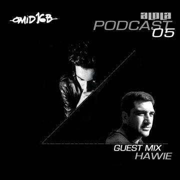 2014-07-18 - Omid 16B, Hawie - aLOLa Podcast 05.jpg