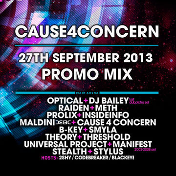 2013-08-10 - Cause 4 Concern - Technology Soundclash Promo Mix.jpg