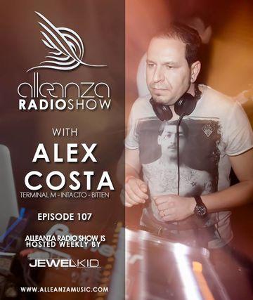2014-01-10 - Alex Costa - Alleanza Radio Show 107.jpg