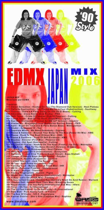 2006 - EDMX - Japan Mix.jpg