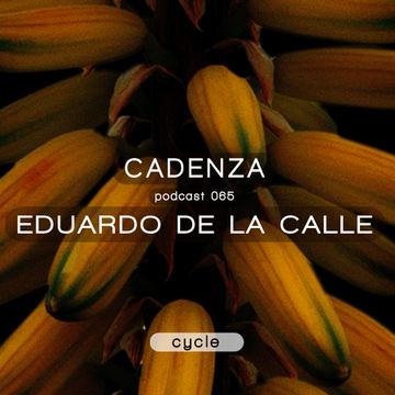 2013-05-22 - Eduardo De La Calle - Cadenza Podcast 065 - Cycle.jpg