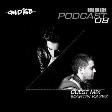2014-10-14 - Omid 16B, Martin Kazez - aLOLa Podcast 08.jpg