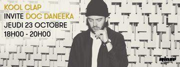 2014-10-23 - Kool Clap, Doc Daneeka - Rinse FM France.jpg