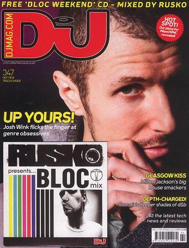 2009-02 - Rusko - BLOC Mix (DJ Magazine).jpg