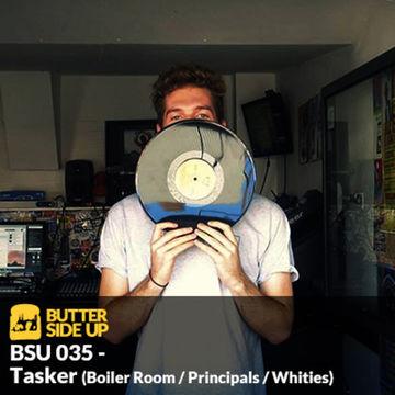 2014-09-30 - Tasker - Butter Side Up Music (BSU 035).jpg