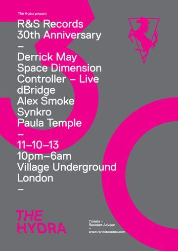 2013-10-11 - 30 Years R&S, Village Underground.jpg