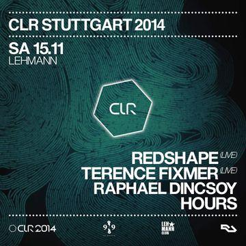 2014-11-15 - CLR, Lehmann Club.jpg