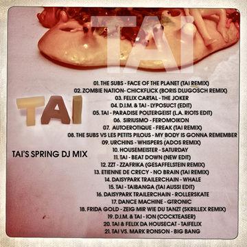 2011-05-24 - TAI - Spring Promo Mix.jpg