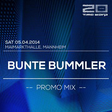 2014-03-17 - Bunte Bummler - Time Warp Promo Mix.png
